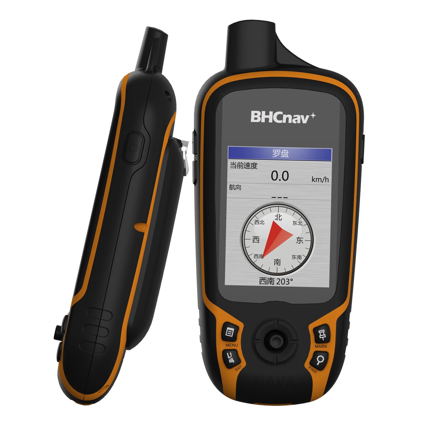 彩途K20B北斗GPS双星定位手持测量仪
